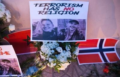 モロッコの北欧女性2人殺害、スイス人の男を逮捕