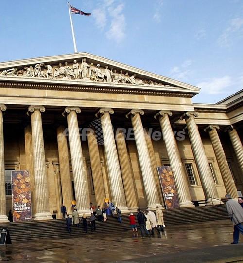 大英博物館の「春画」展、16歳以下は保護者同伴に