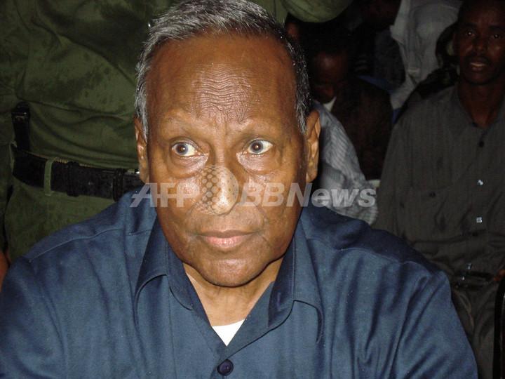 ソマリア大統領が辞任 写真1枚 ...