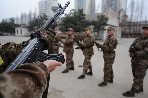 中国人民解放軍、オンライン戦争ゲーム「光栄使命」を開発