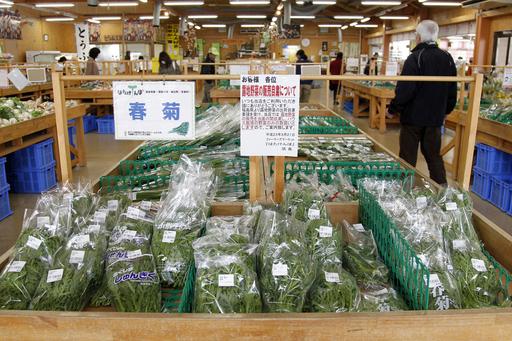 福島原発事故、世界に広がる食品への危機感