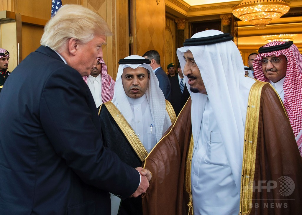 米国のサウジ「搾り」 4800億ドルの経済協定受け、イラン外相