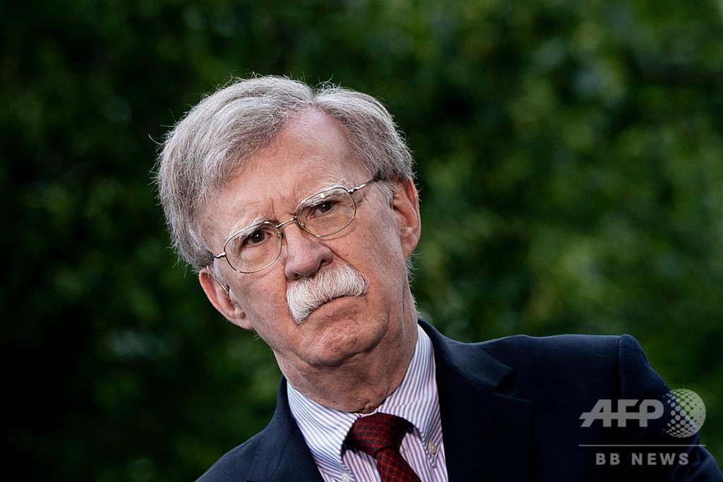 サウジタンカーへの攻撃、背後にイランは「ほぼ確実」米大統領補佐官
