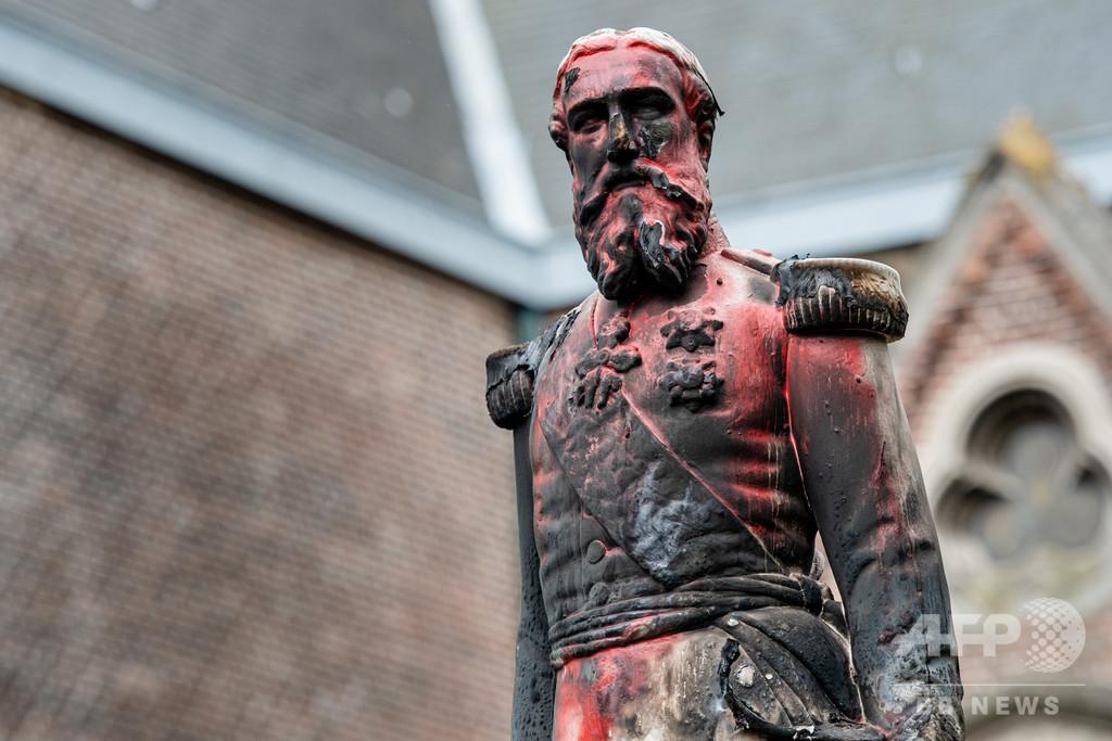 ベルギー国王、コンゴの植民地支配に「遺憾の極み」表明