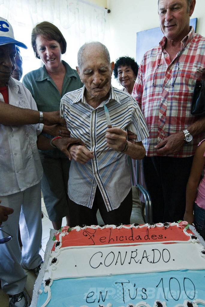 最高齢の元大リーガー、103歳の誕生日を目前に死去