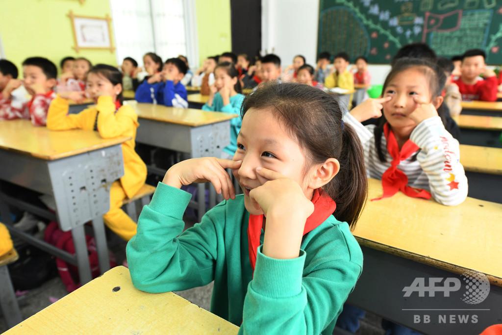 河南・禹州の小学校でいじめ発覚、女子児童の目の中に数十枚の紙きれ挿入