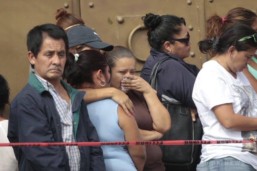 麻薬犯罪一掃掲げた新市長、就任翌日に暗殺される メキシコ