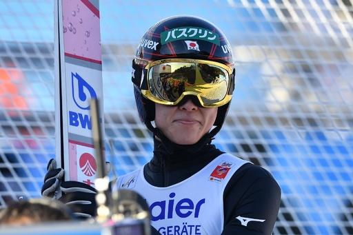 小林陵侑は表彰台ならず、ノルディック世界選手権