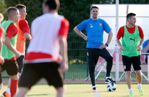 セルビアがW杯登録メンバー23人発表、ナスタシッチは落選