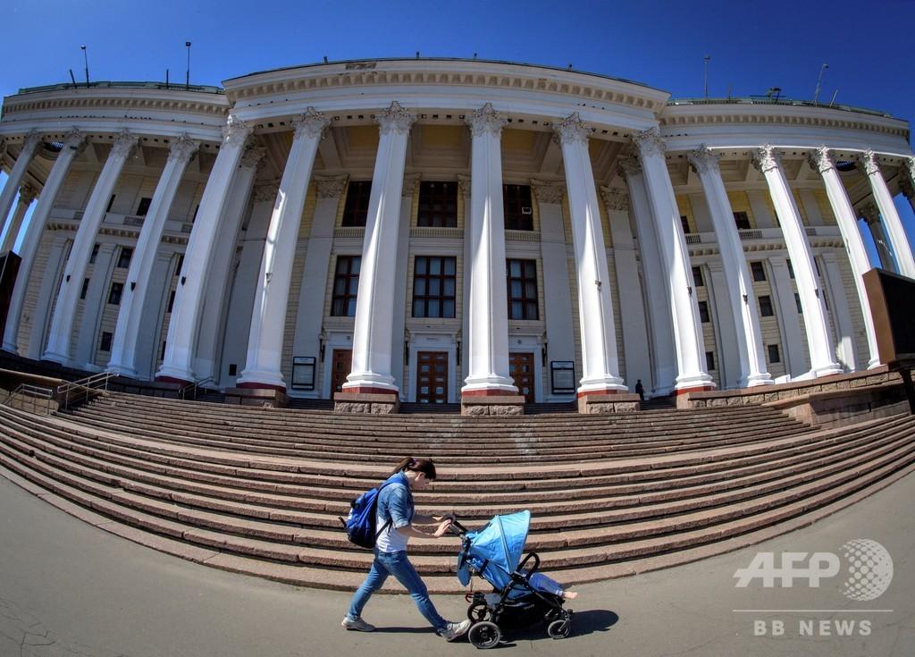 プーチン氏、新たな少子化対策発表 第1子から一時金支給