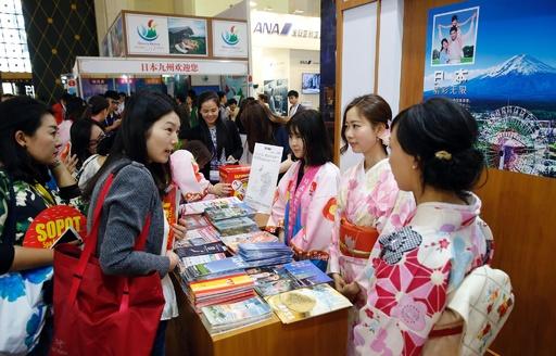 中国人に依然人気の日本旅行 需要は上昇、コストは下がる