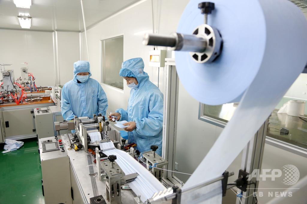 医療物資の輸出3300万件超を差し止め、製品登録証書不備など 中国