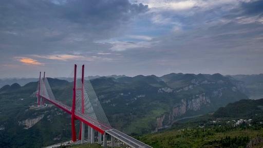 貴州で基盤整備「6網」が始動へ、投資規模13兆円