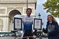 英国人男性が自転車で「79日間世界一周」、世界記録奪還