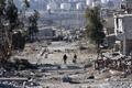 シリア・アレッポ市民に「大規模な」残虐行為か、国連