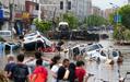 中国東北部の洪水、死者18人に 国営メディア