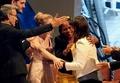 北極圏近くの村で教壇に立つカナダ人女性、「世界最優秀教師」に