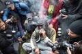 大麻解禁のカナダ、各地で愛好家らが歓喜