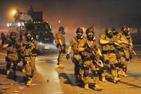 米黒人青年射殺への抗議デモで30人逮捕