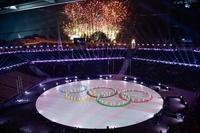 平昌冬季五輪が閉会、17日間の熱戦に幕