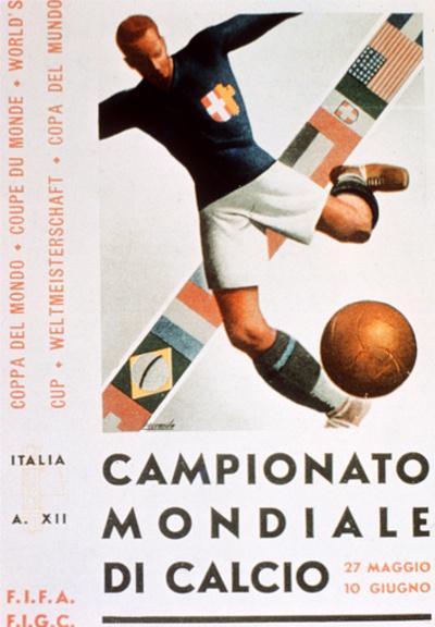 1934年サッカーW杯イタリア大会のトリビア