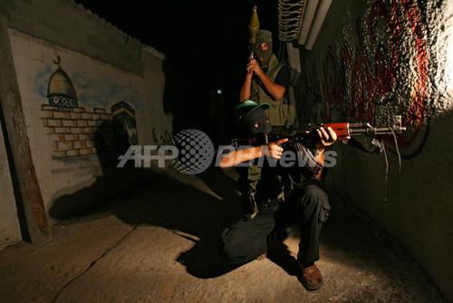ハマス、中東和平会議後にイスラエル軍への攻撃強めると声明発表