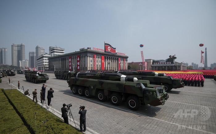 北朝鮮、発射失敗したのは新型ミサイルか 米専門家が指摘