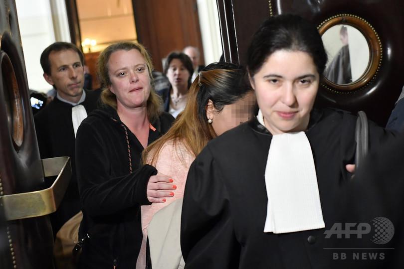 UAEの女性王族8人に使用人虐待で有罪判決、ベルギー