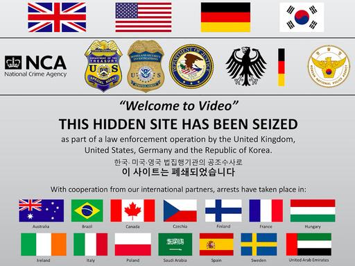 ダークウェブ国際捜査、児童ポルノ取引で337人を検挙