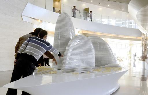 中国の開発業者、著名建築家の設計を「盗作」か