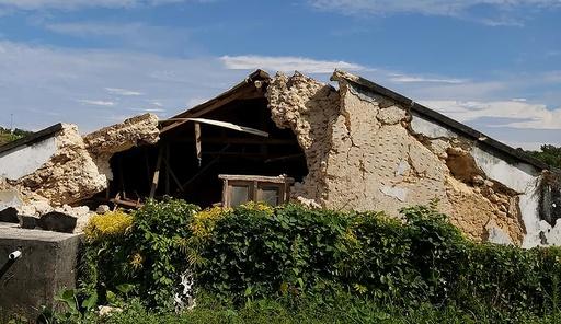 フィリピン北部のバタネス州で地震相次ぐ、8人死亡 約60人負傷