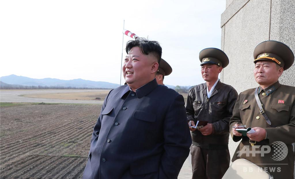 北朝鮮の発射実験「弾道ミサイルではない」 米国防総省