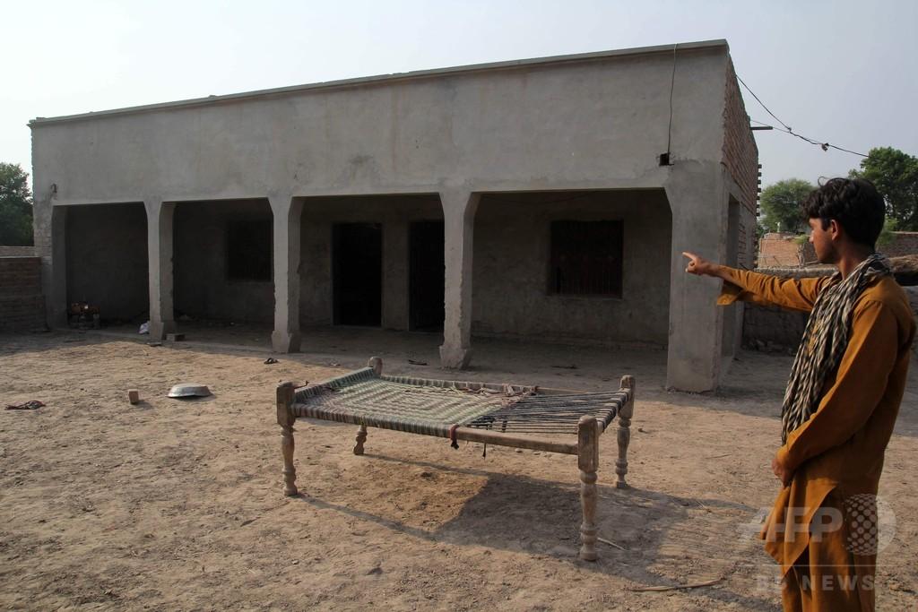 少女の「リベンジレイプ」命令、村の長老ら14人逮捕 パキスタン