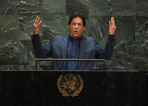 パキスタン首相、核戦争を警告 インドとのカシミール問題で