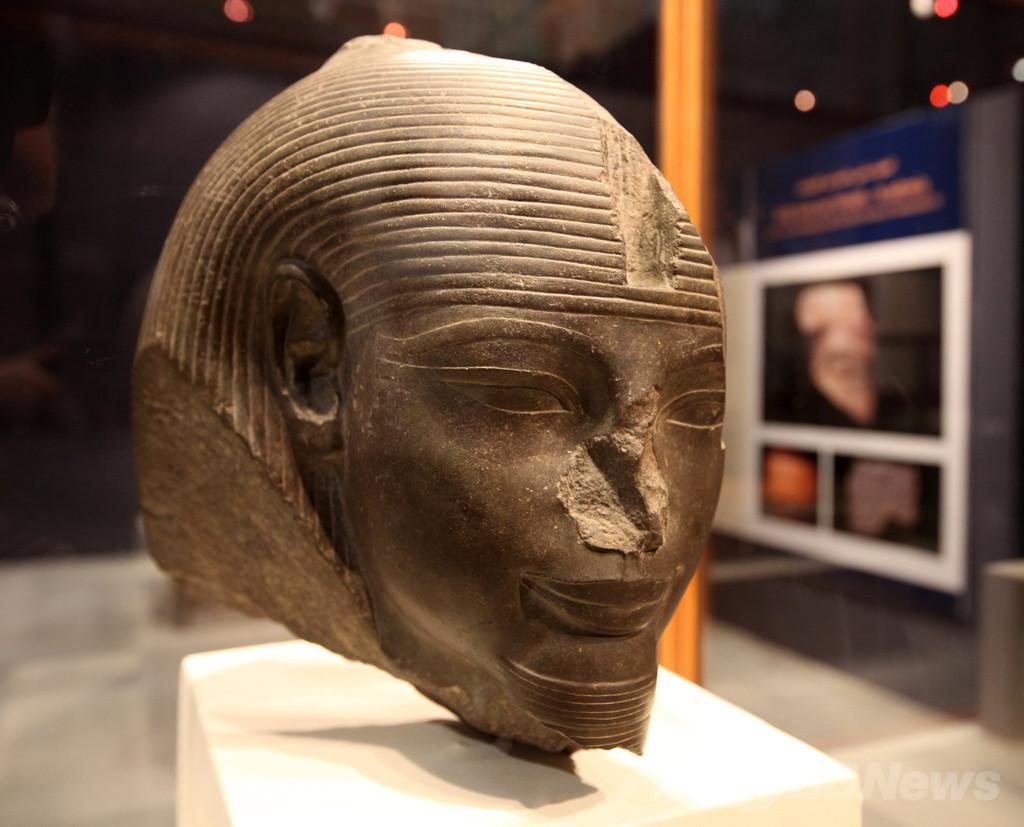 古代エジプト、アメンホテプ3世と4世の間に摂政時代の証拠