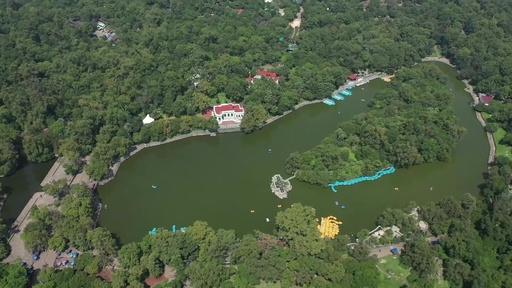 動画:自然と歴史が残るメキシコ・チャプルテペック公園、「国際大規模都市公園賞」受賞