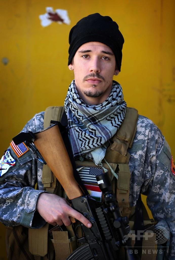 欧米出身の義勇兵、ISと戦うキリスト教系民兵組織へ