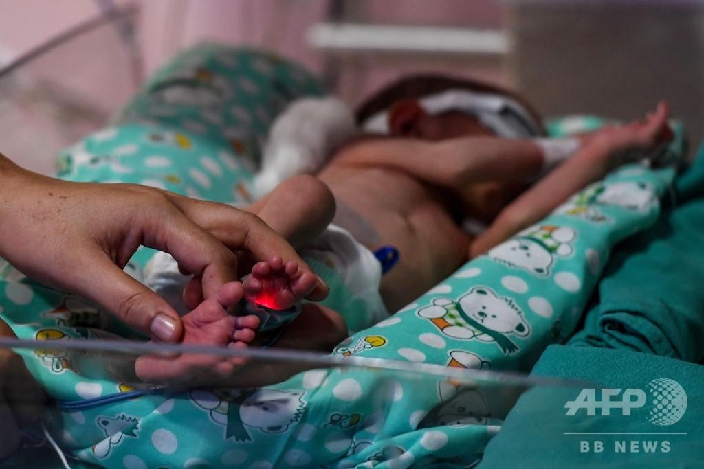 最悪レベルの大気汚染、胎児への影響懸念 印ニューデリー