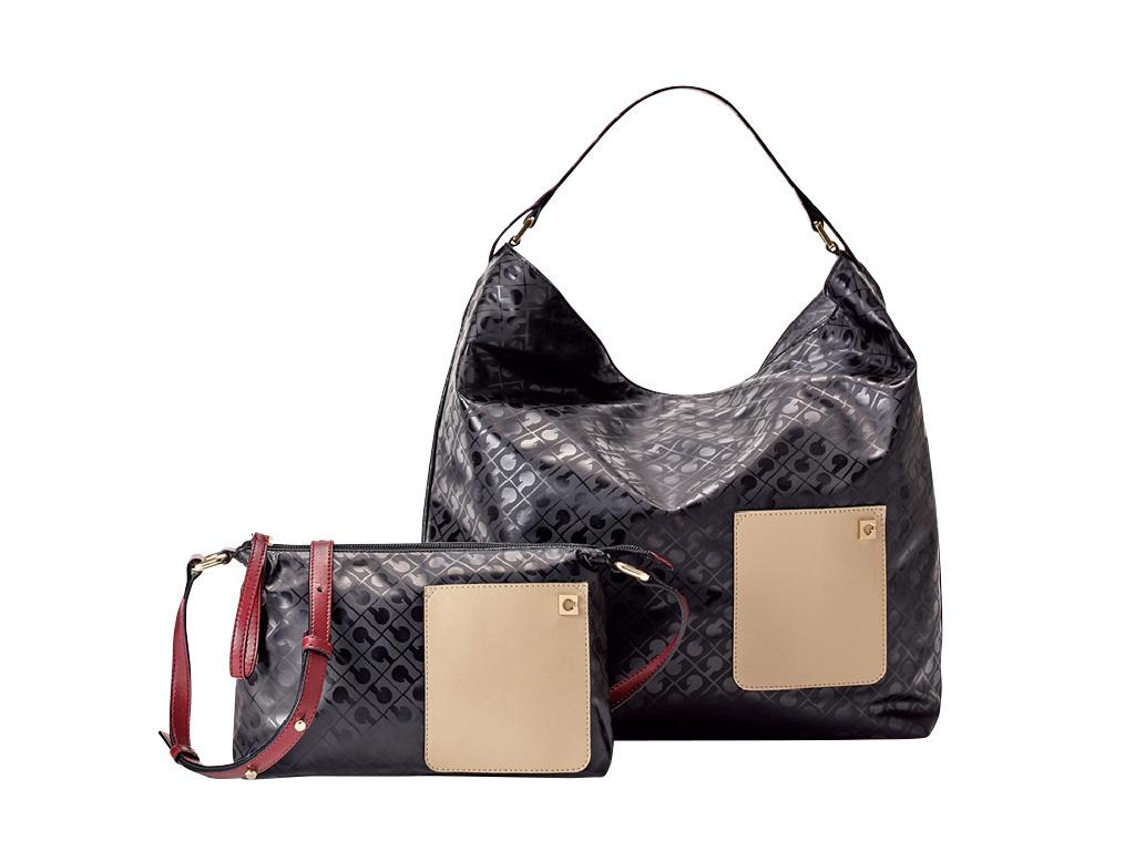 モダンカラーで魅せる「ゲラルディーニ」のit バッグ