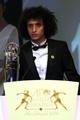 岡崎がアジア国際最優秀選手に選出