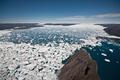 グリーンランドの氷解、10年で4倍に加速 研究