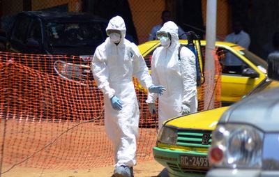 シエラレオネ、初のエボラ出血熱感染を確認