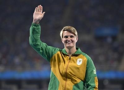 南アスポーツ相と五輪メダリストが批判合戦、リオ五輪の報奨金めぐり