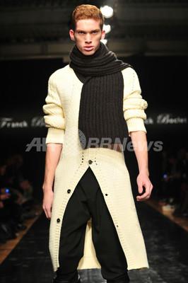 <11/12年秋冬ミラノ・メンズコレクション>フランク・ボクレ