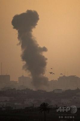 ガザ地区の「血の日曜日」、 レバノン侵攻以来最悪の死者数