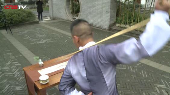 動画:たかが茶と言うなかれ、茶芸師の芸術的パフォーマンス 四川