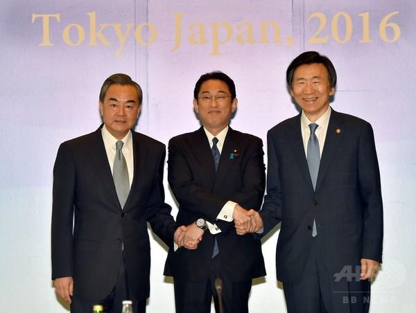 対中関係修復を模索=日本とは改善再確認-韓国