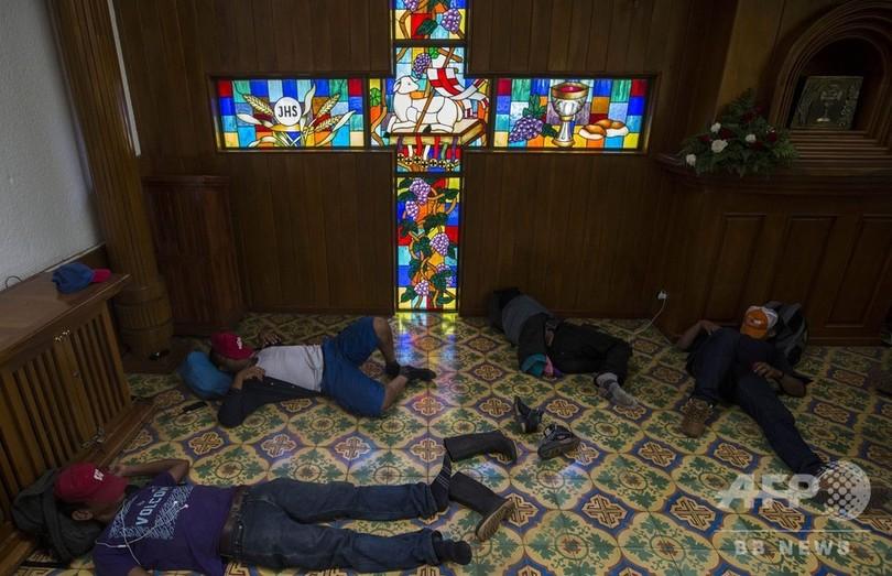 【AFP記者コラム】「あの内戦より悲惨」中米ニカラグアの現状