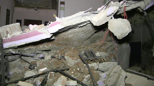 動画:パキスタンでM5.2の浅発地震 19人死亡、300人負傷 現地の映像