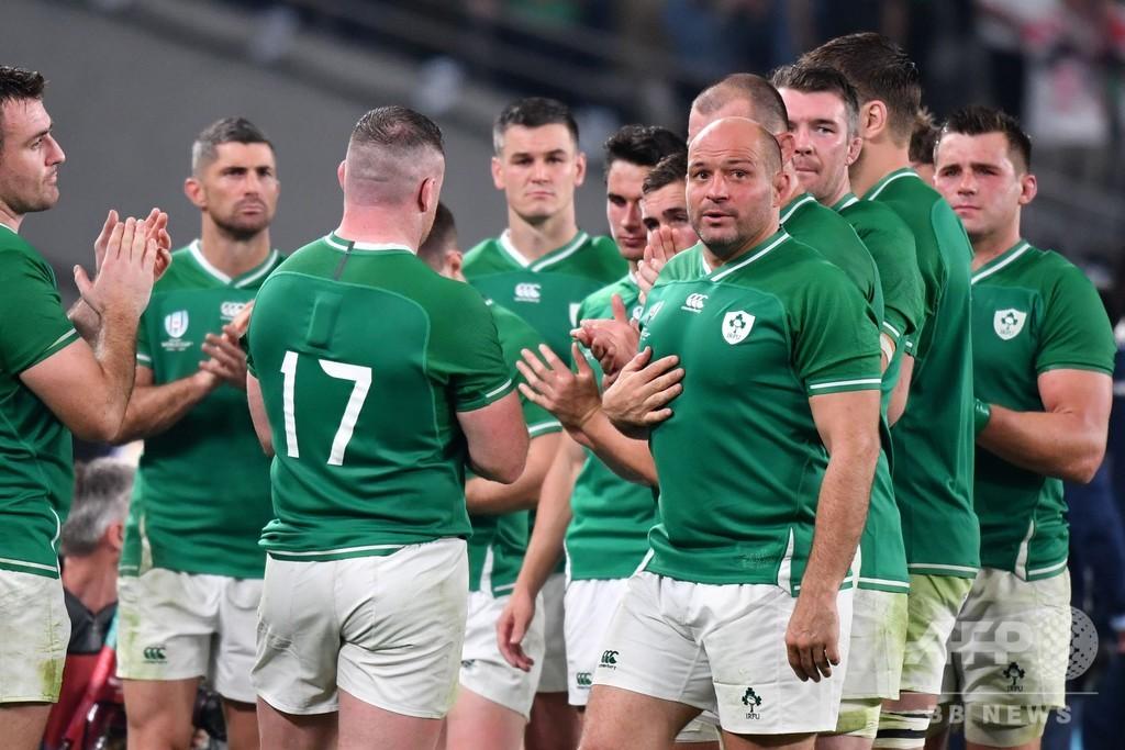 W杯3連覇目指すNZがアイルランドを圧倒、イングランドとの準決勝へ